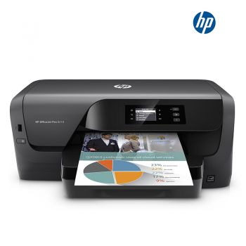 HP OfficeJet Pro Printer รุ่น 8210 - Black